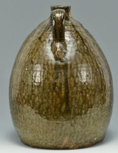 Lot 141: Georgia C. J. Becham Stoneware Pottery Jug - Image 2