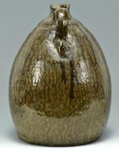 Lot 141: Georgia C. J. Becham Stoneware Pottery Jug - Image 4