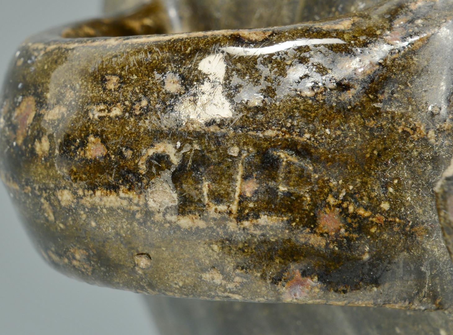 Lot 141: Georgia C. J. Becham Stoneware Pottery Jug