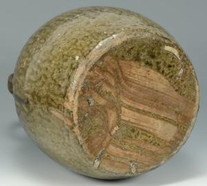 Lot 141: Georgia C. J. Becham Stoneware Pottery Jug - Image 8