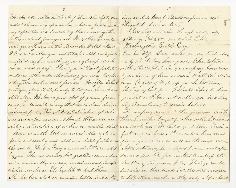 Lot 309: Corp. Barney Civil War Archive, NY 21st Reg.