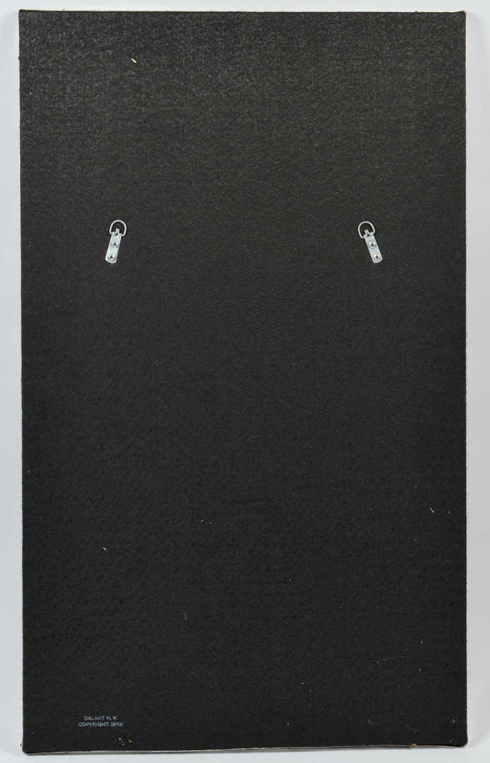 Lot 364: Dali Wall Hanging, Christ of St. John of the Cross