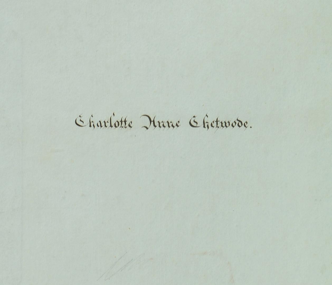 Lot 374: 2 19th c. books incl art scrapbook