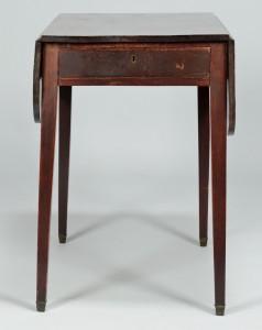 Lot 382: Pembroke Table, Original Surface