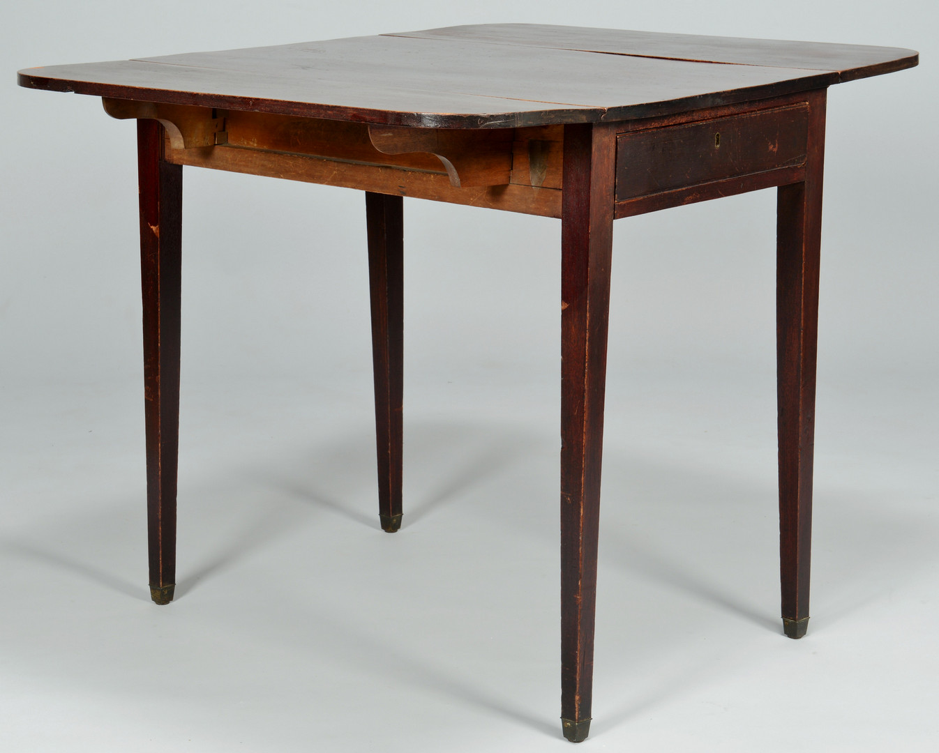 Lot 382: Pembroke Table, Original Surface