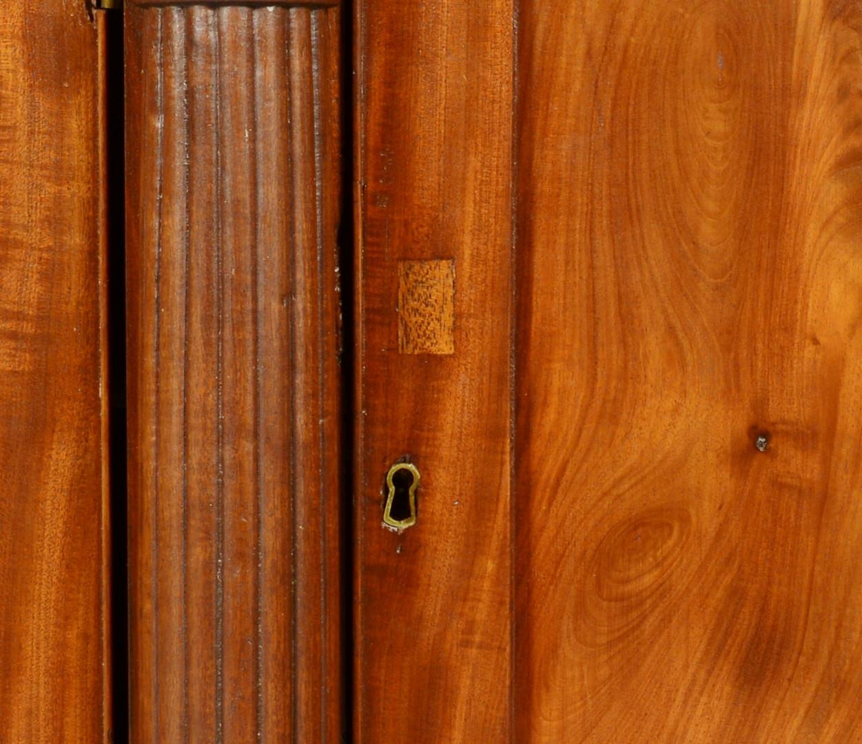 Lot 387: Mahogany Sheraton Sideboard
