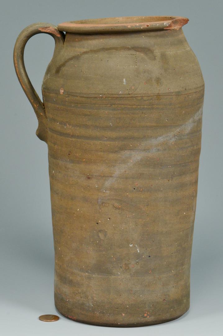 Lot 399: Middle TN Cylindrical Honey Jar