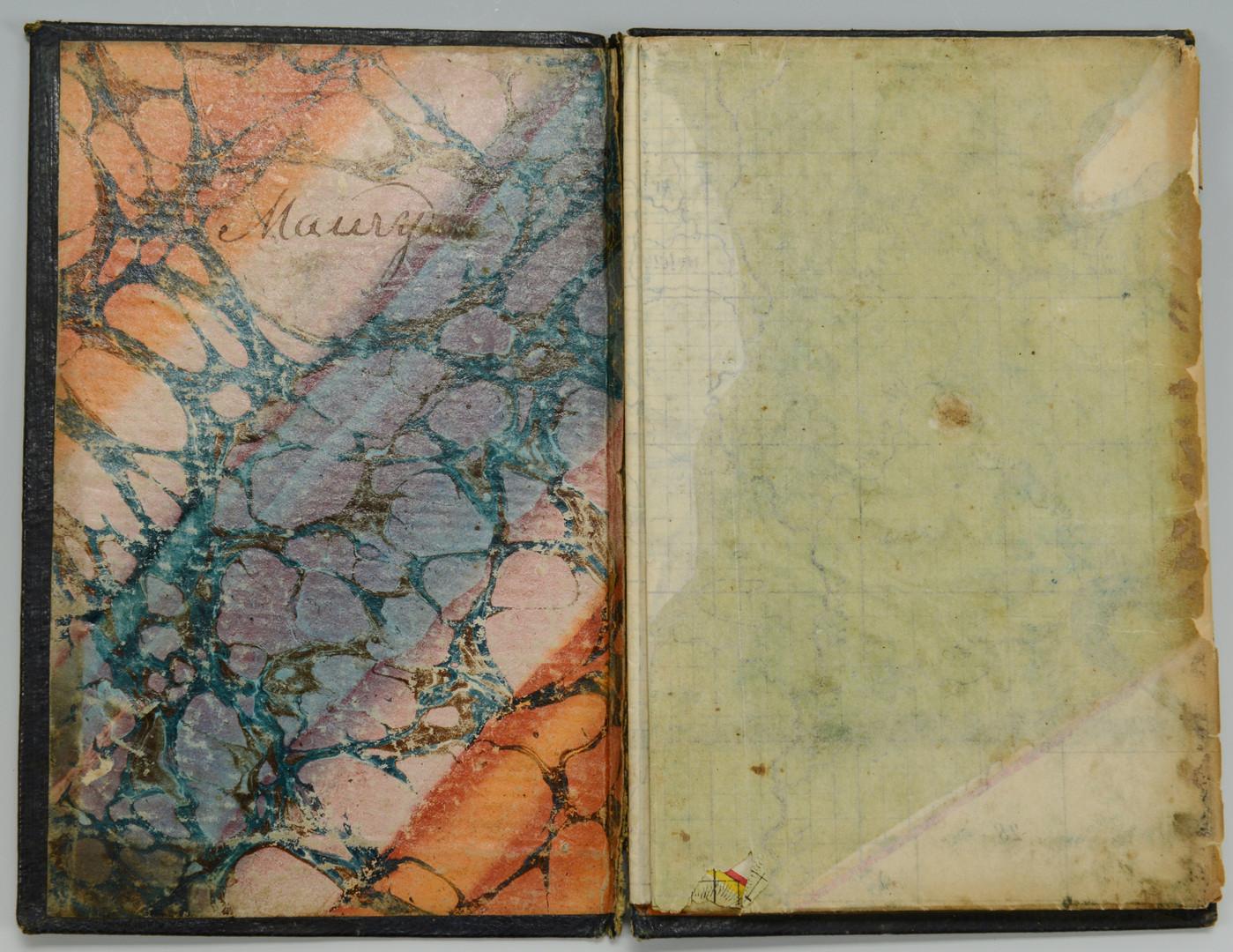 Lot 39: 1835 Mississippi Map, Indian Lands