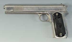 Lot 404: .38 Colt Model 1902 Pistol, Bonnie & Clyde - Image 9