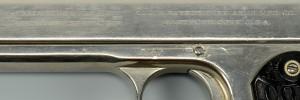 Lot 404: .38 Colt Model 1902 Pistol, Bonnie & Clyde - Image 10