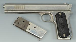 Lot 404: .38 Colt Model 1902 Pistol, Bonnie & Clyde - Image 11