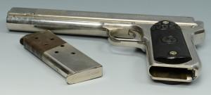 Lot 404: .38 Colt Model 1902 Pistol, Bonnie & Clyde - Image 12
