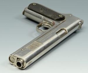 Lot 404: .38 Colt Model 1902 Pistol, Bonnie & Clyde - Image 14