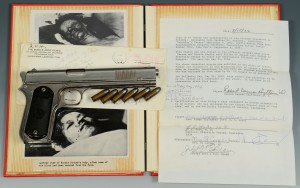 Lot 404: .38 Colt Model 1902 Pistol, Bonnie & Clyde - Image 1