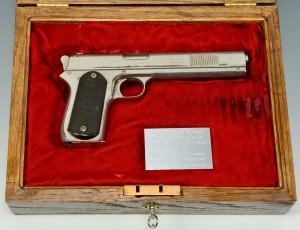 Lot 404: .38 Colt Model 1902 Pistol, Bonnie & Clyde - Image 22