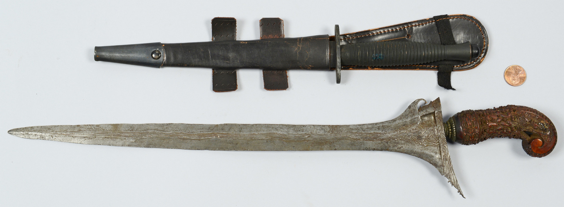Lot 408: Kris Dagger, Commando Knife