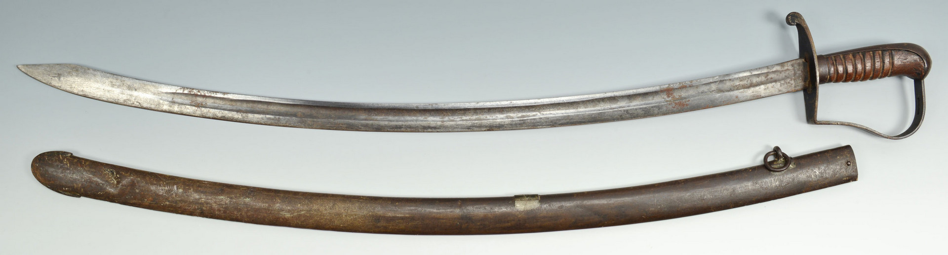 Lot 409: U.S. Cavalry 1818 N. Starr Saber