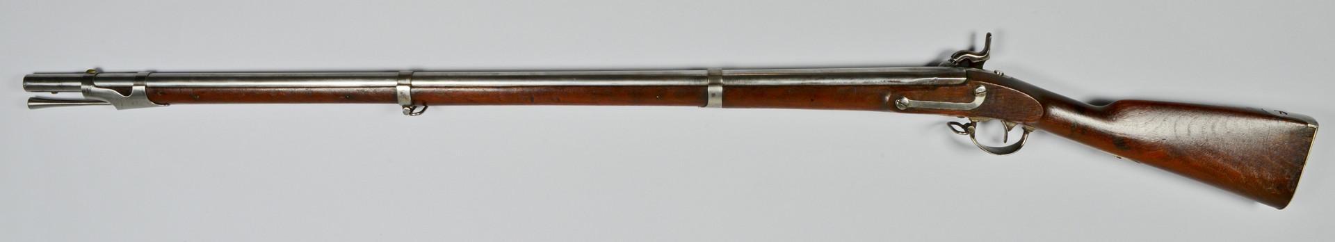 Lot 416: U. S. Model 1842 Percussion Musket