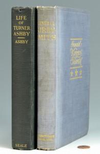 Lot 430: 2 Scarce Civil War Biographies