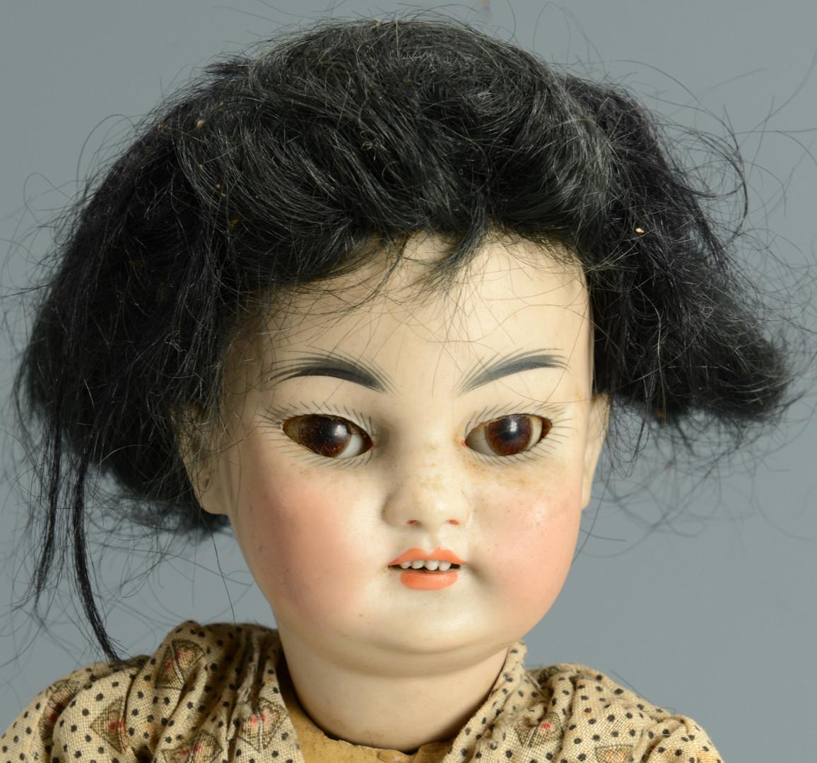 Lot 524: Simon & Halbig Oriental Doll