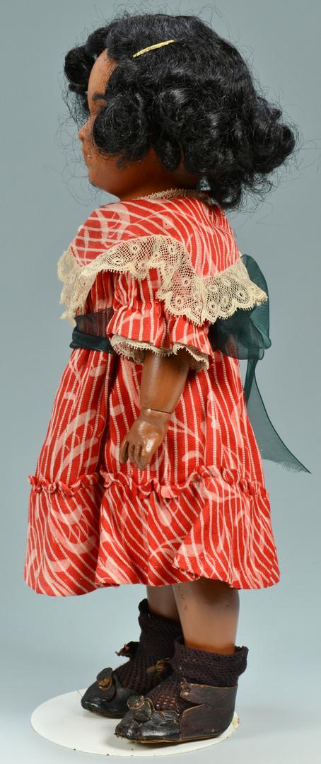 Lot 526: S.F.B.J. 230 Black Cabinet Doll