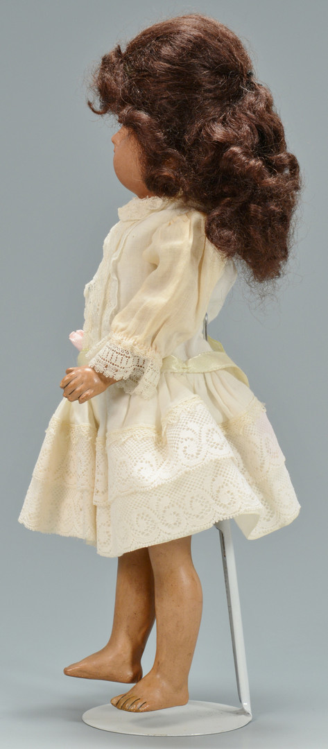 Lot 528: Simon Halbig K Star R 30 Cabinet Doll