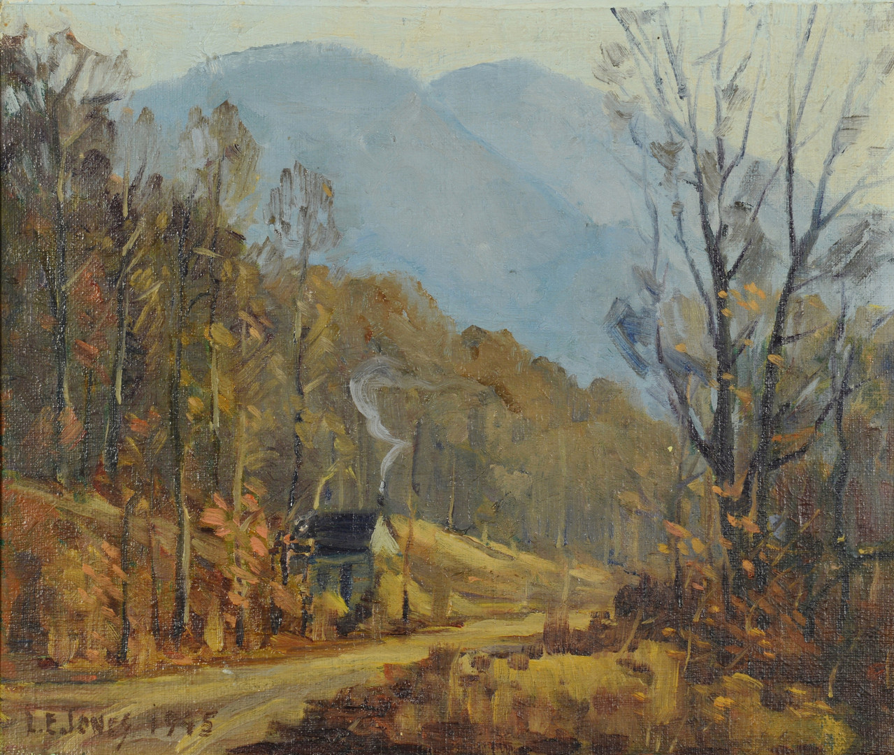 Lot 52: TN Landscape by Louis Jones