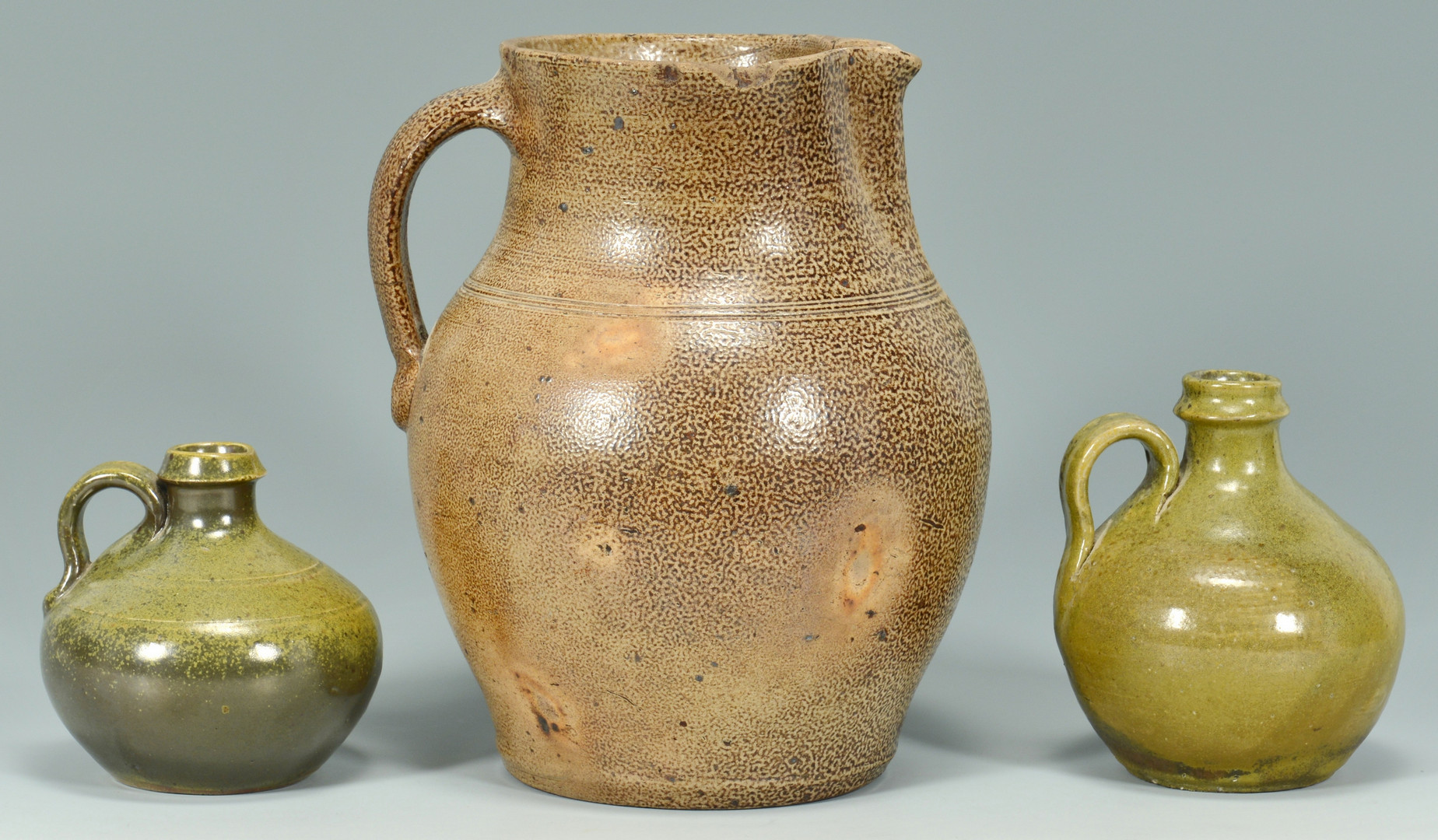Lot 570: 5 NC Art Pottery Items
