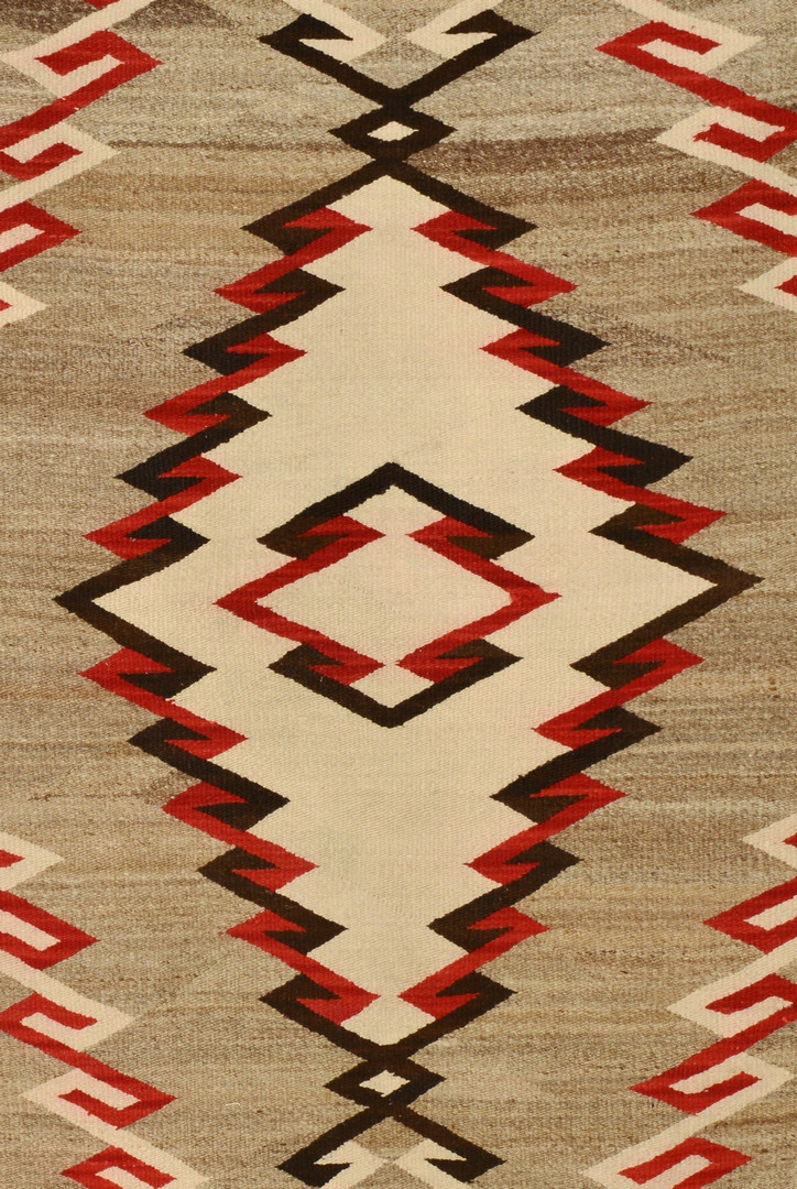Lot 625: 2 Navajo Rugs