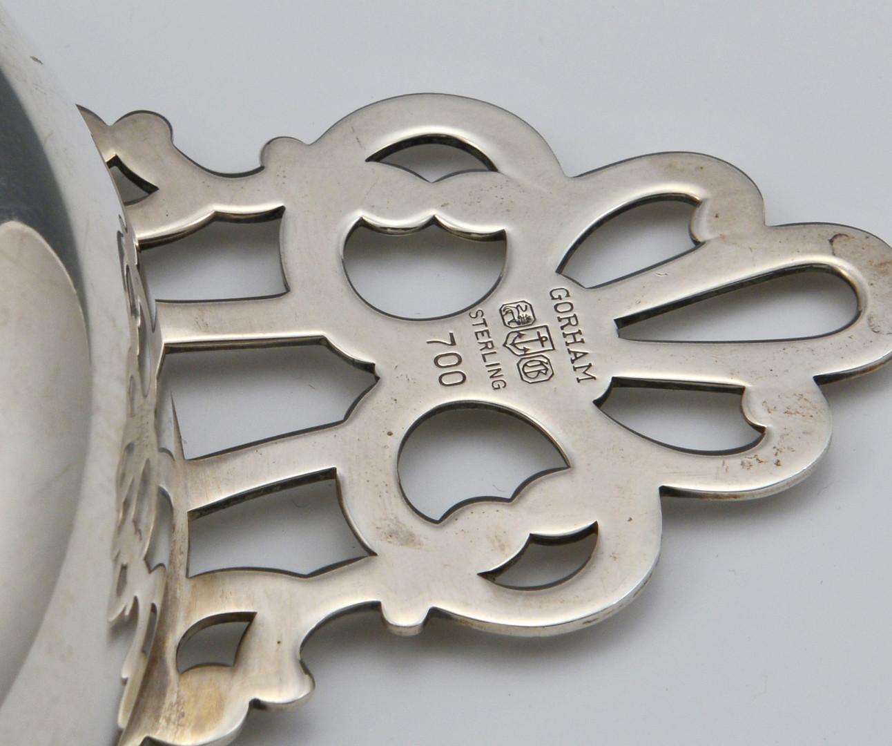 Lot 688: 8 Sterling Silver Poringers