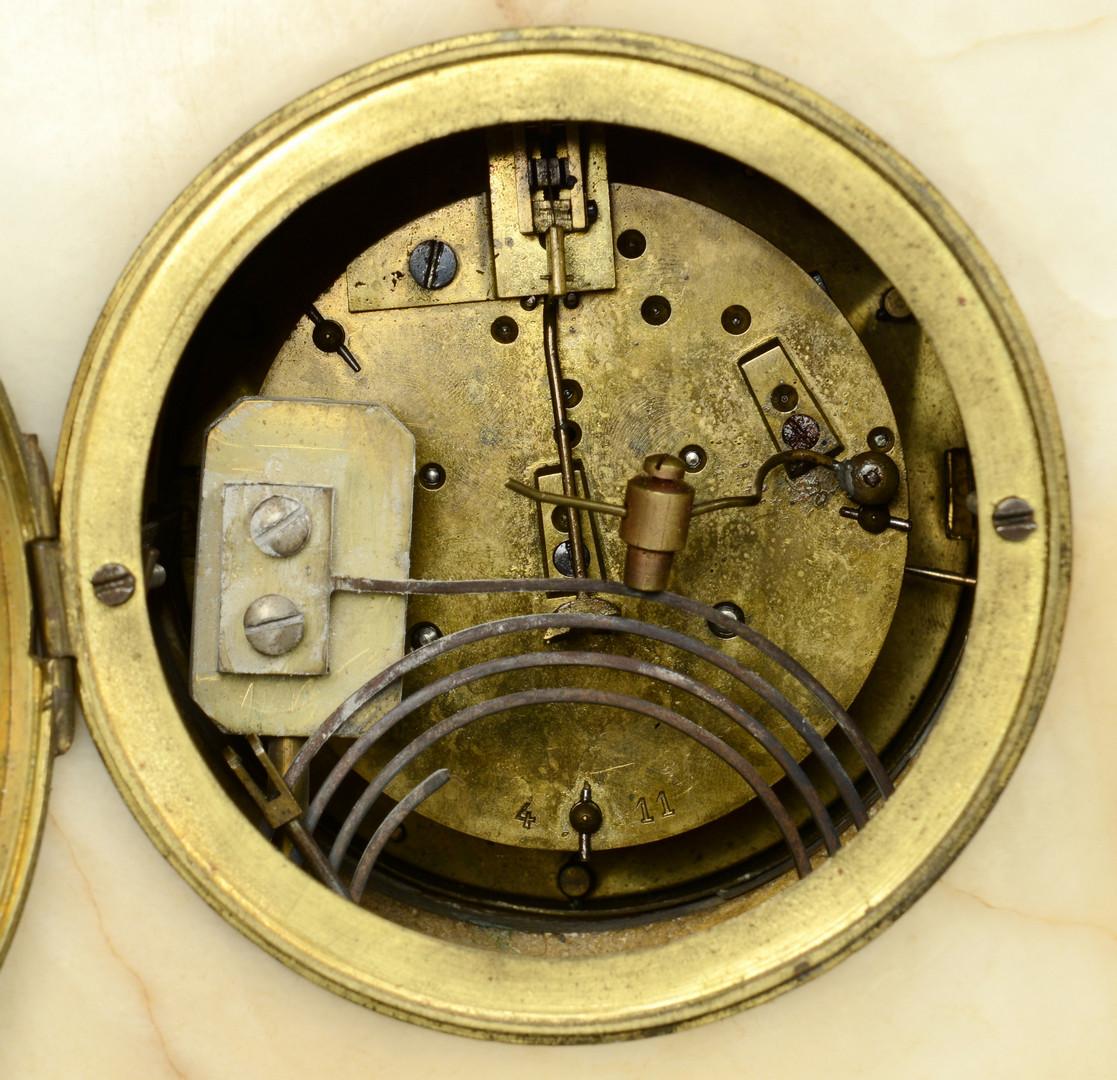Lot 707: G. Calhoun Nashville Clock