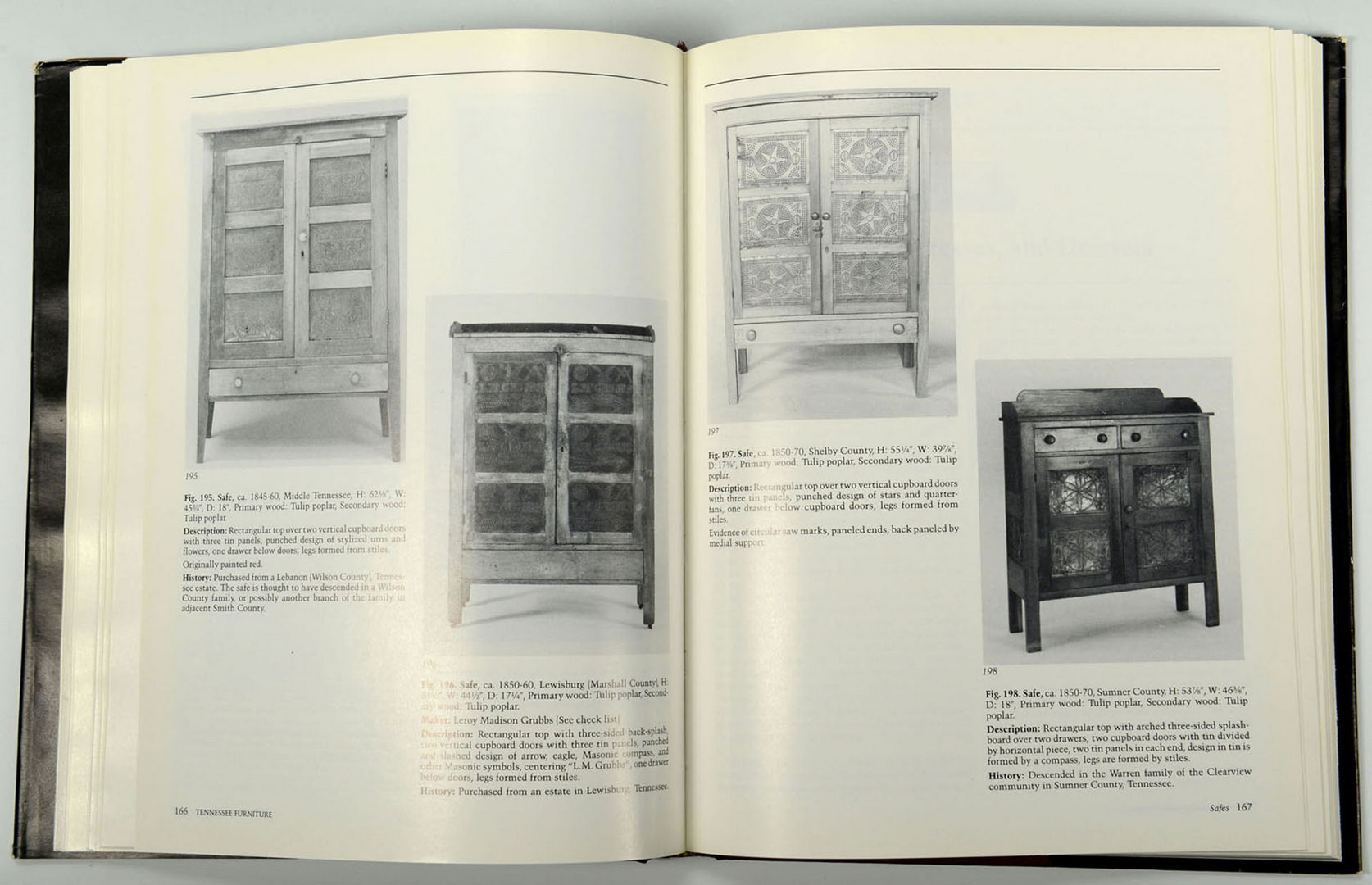 Lot 710: The Art and Mystery of Tennessee Furniture Book