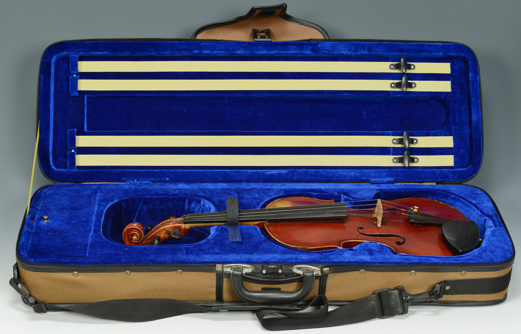 Lot 726: French Violin, after Salzard