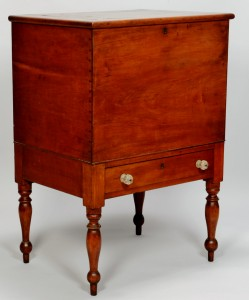 Lot 72: Middle TN Cherry Sugar Chest