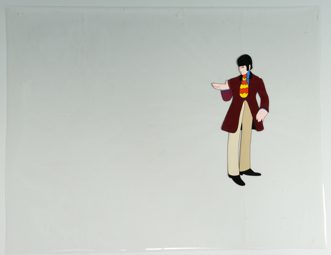 Lot 735: 3 Yellow Submarine Animation Cels