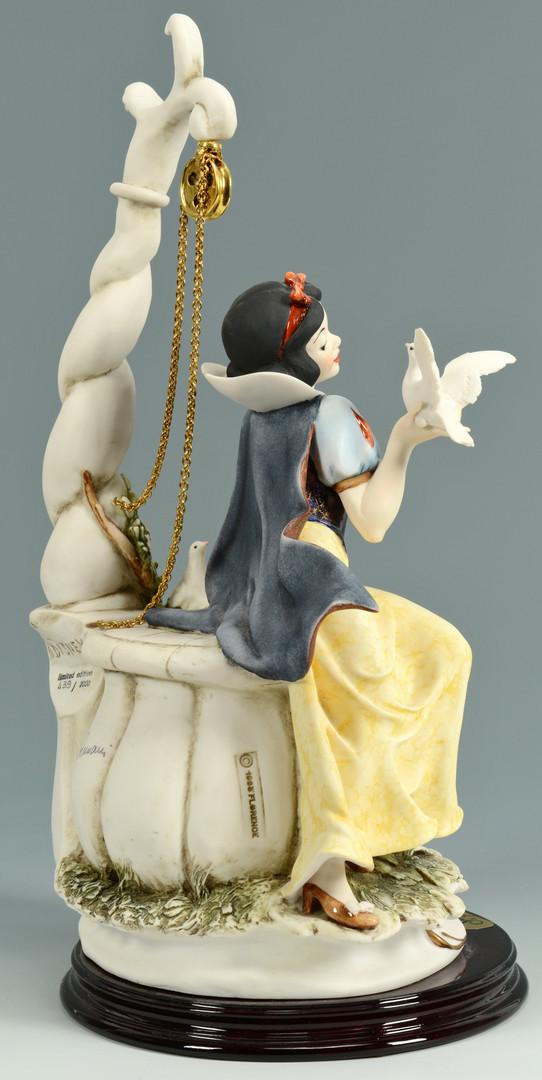 Lot 748: G. Armani Snow White's Wishing Well