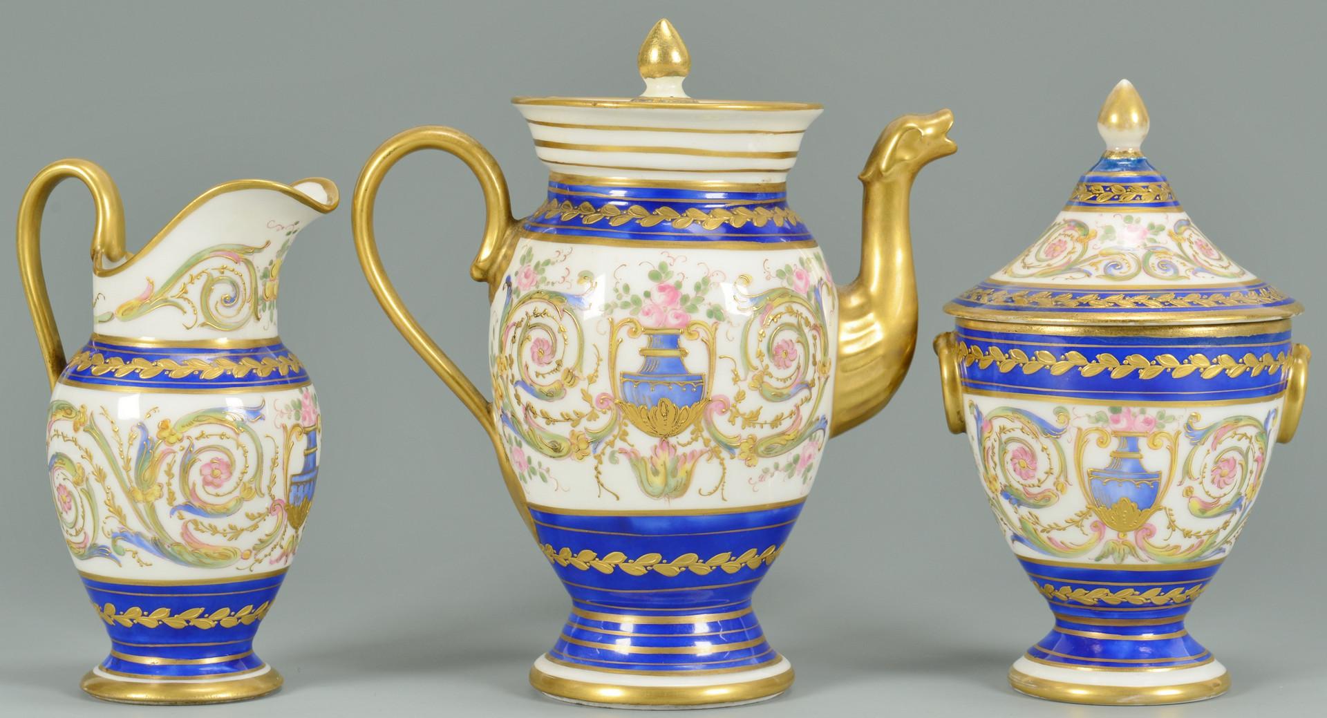 Lot 761: Group of European Porcelain, 5 pcs.