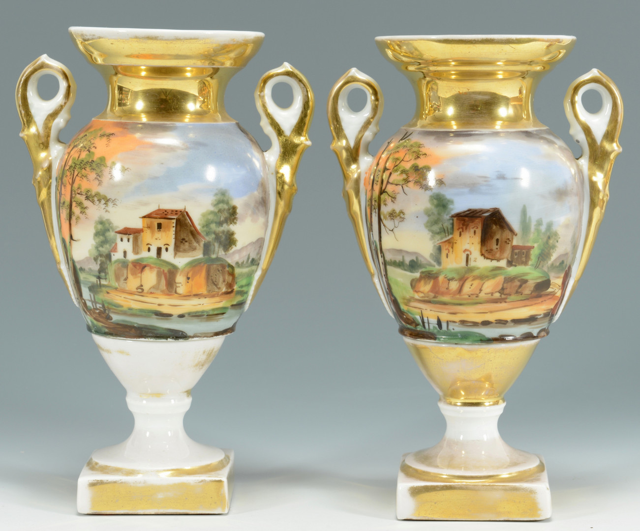 Lot 762: 3 Items Sevres Style Porcelain
