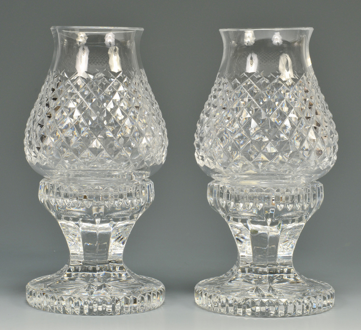 Lot 772: 13 Waterford Crystal Items