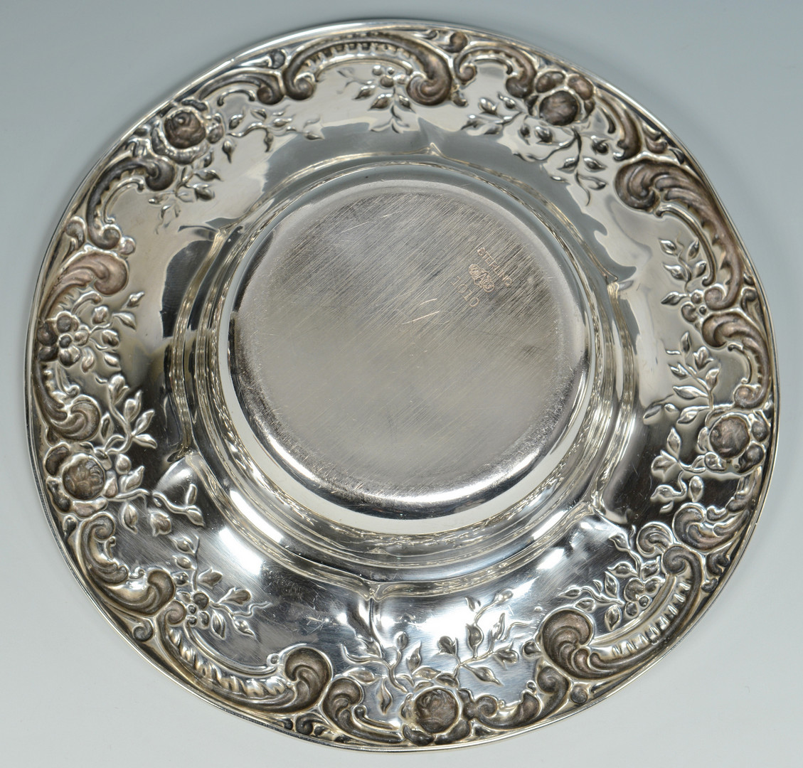 Lot 790: Group of Sterling incl Repousse