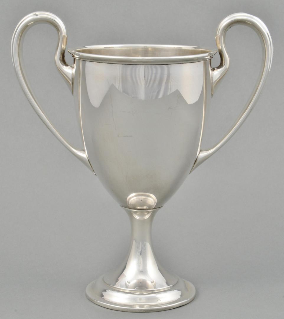 Lot 791: Gorham Sterling UGA Trophy