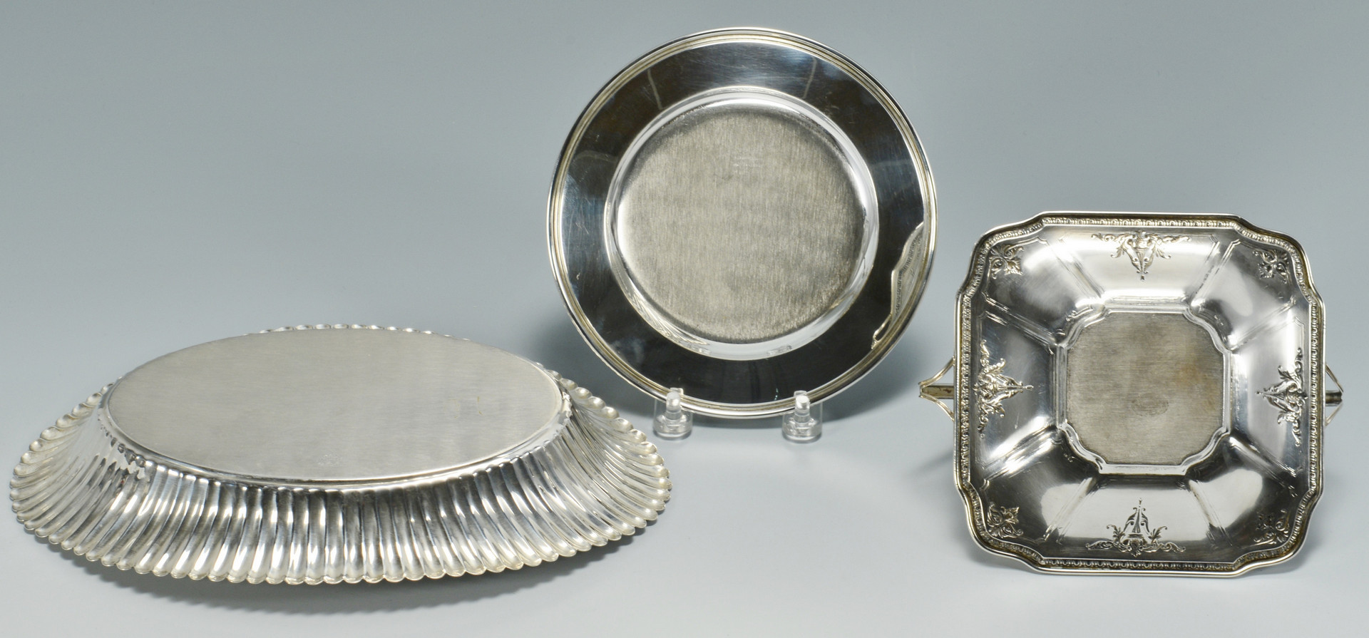 Lot 796: Grouping of Sterling Silver Items
