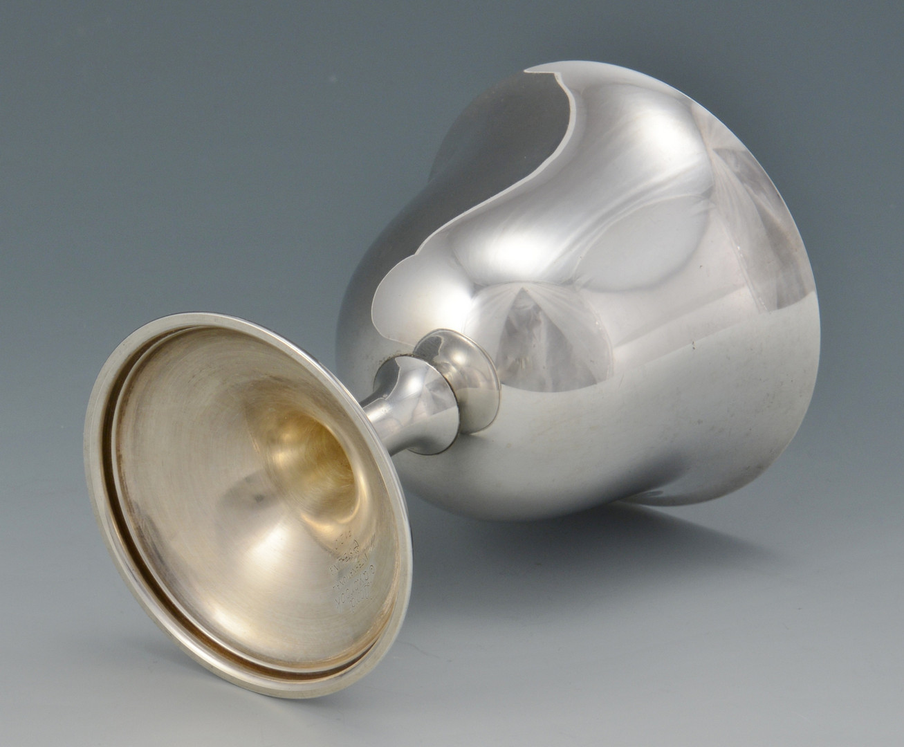 Lot 799: International Sterling Ice Cream Cups