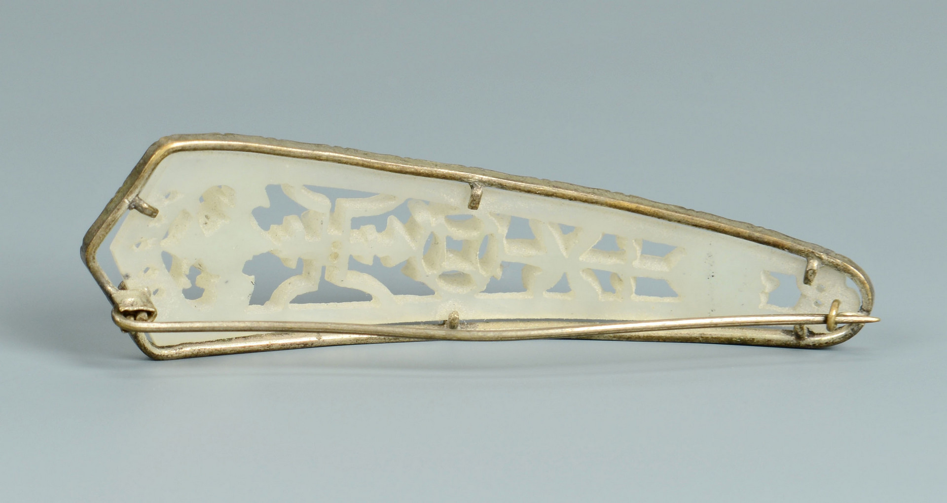 Lot 806: 13 Asian Items, incl. white jade