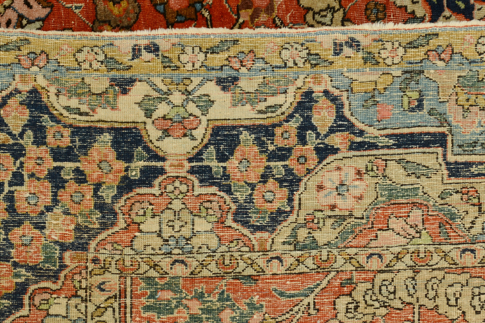 Lot 818: Persian Sarouk Carpet, 10 x 7.5
