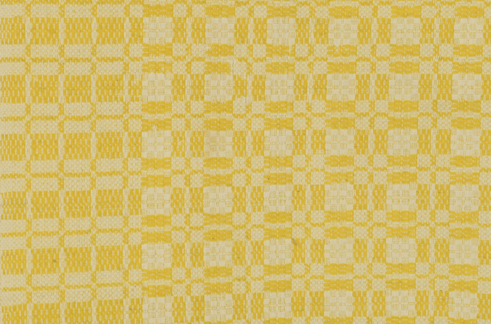 Lot 821: 3 TN Yellow & White Coverlets