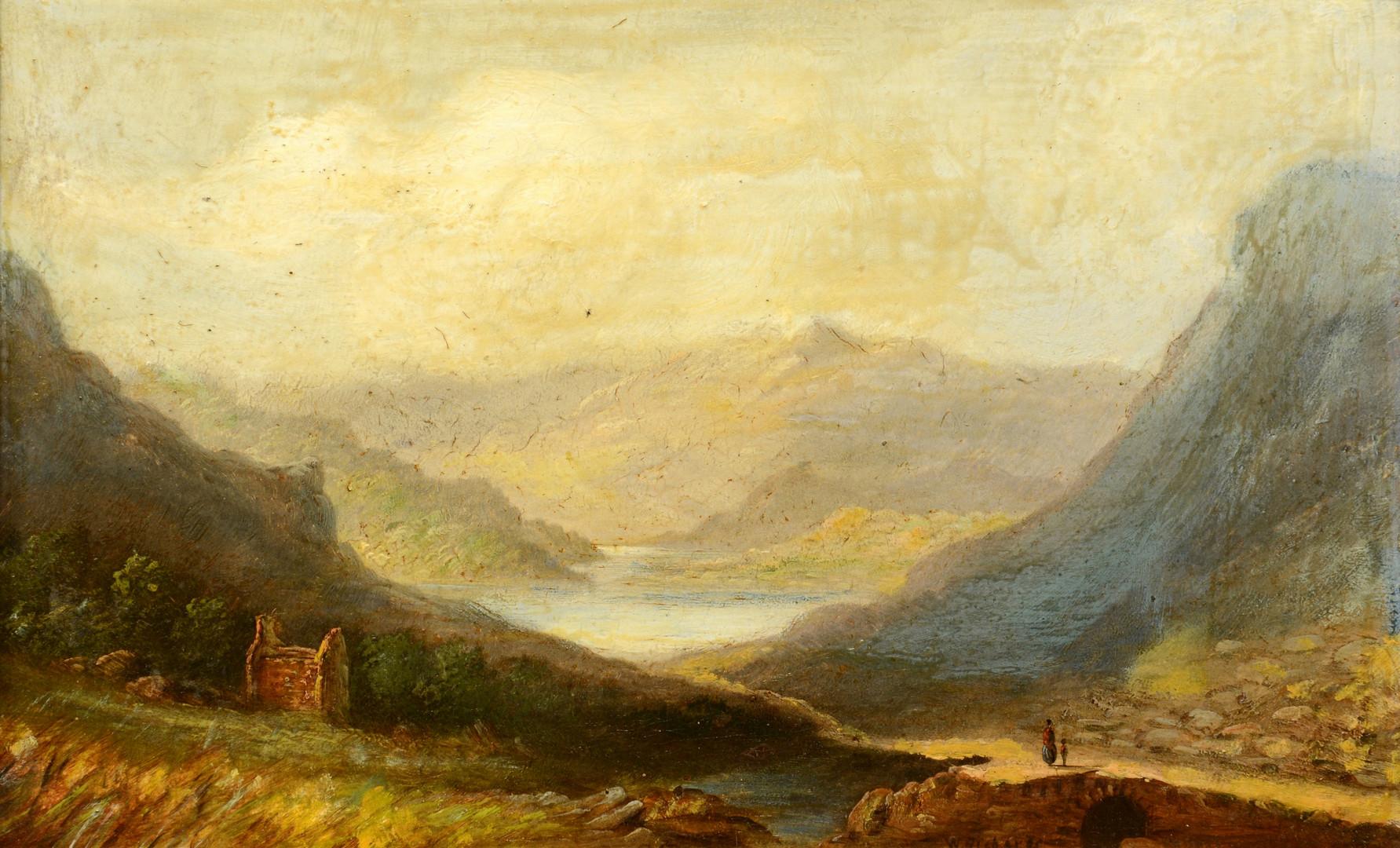 Lot 853: English Landscape, Kirkstone Pass
