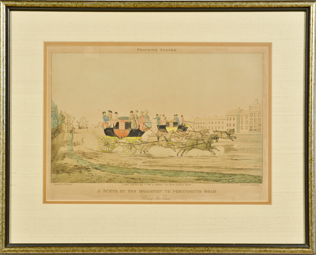 Lot 868: Grouping of 3 Colonial Prints