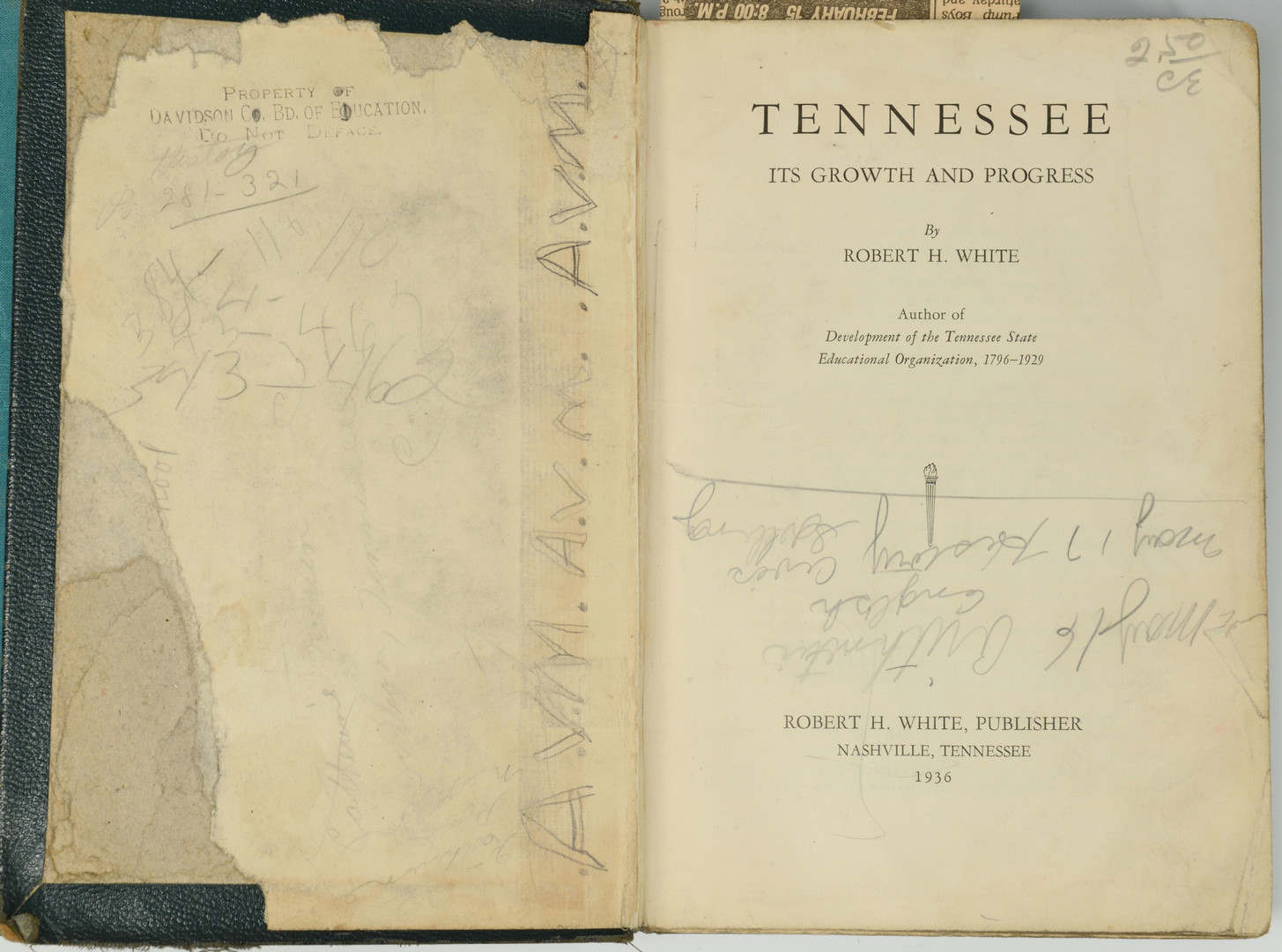 Lot 870: 20 Tennessee related Publications