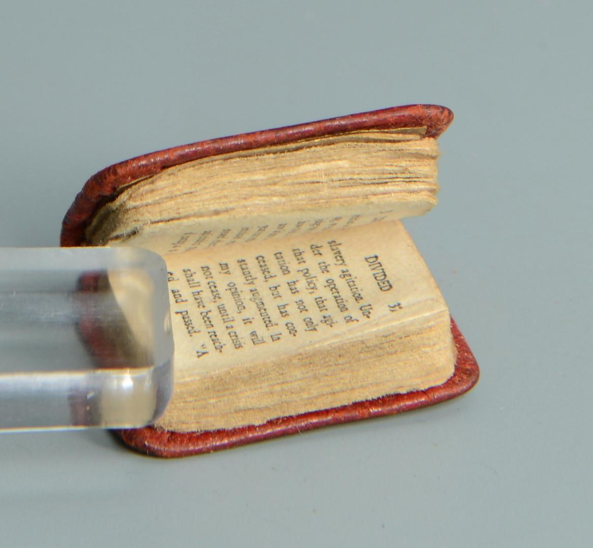 Lot 872: 6 Kingsport Press Miniature Books